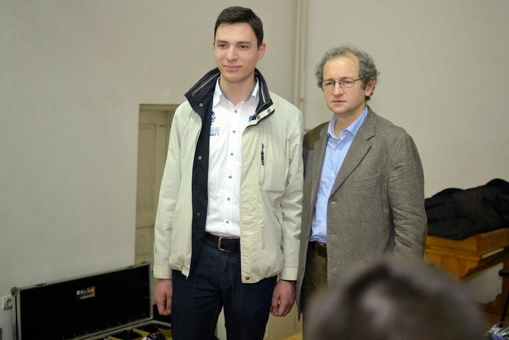 Conferinta Despre martiri cu Dan Puric, FTOUB 262