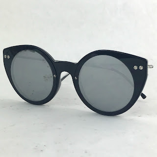 NEW Spitfire Alpha Black Sunglasses