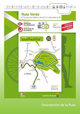 Ruta Verde Las Presillas en Alcorcón