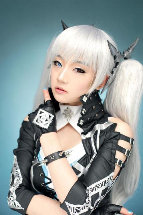 Kiều nữ Miyuko hút hồn với cosplay Cyphers 22