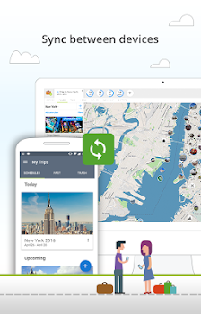 Sygic Travel Maps Offline and Trip Planner