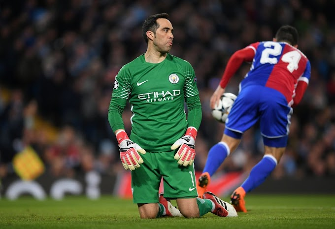 Video: Manchester City 1 – 2 Basel [Champions League] Highlights 2017/18
