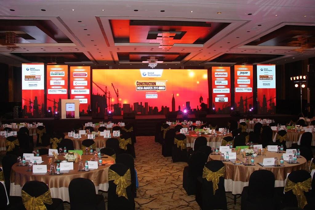 Construction Week India Awards 2015 - Sahara Star 10
