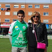 At.Astorga-Salanca B . Homenaje a Raul Celada