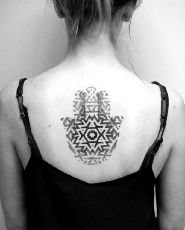Este padrão geométrico