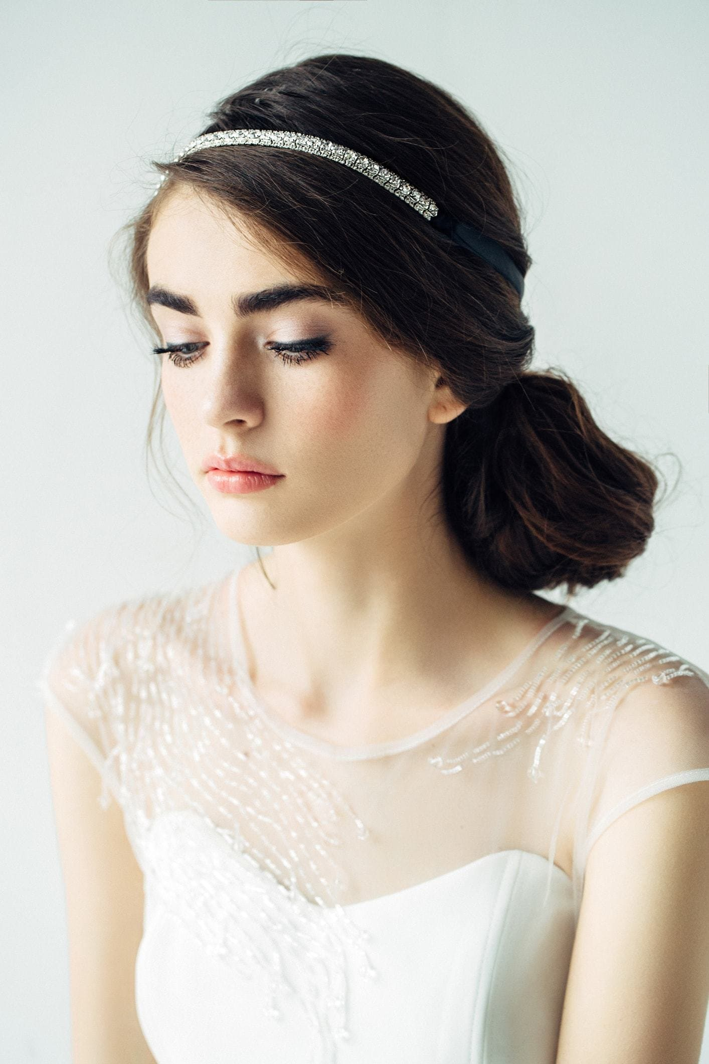 2018 Top Wedding Hairstyles For Amazing Bridal Style! 9