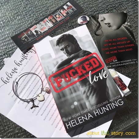 New Release: Pucked Love (Pucked #7) by Helena Hunting | About That Story