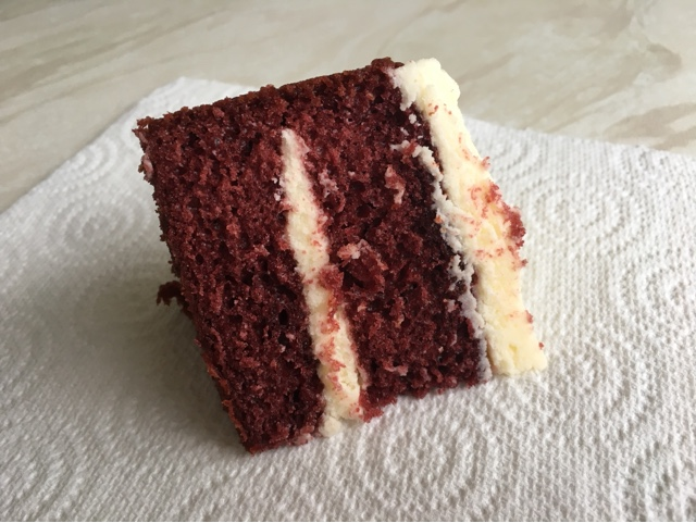 Taking A Forkful The Sponge Proved To Be Sheer Perfection With Light And Moist Feel Yet Was Pleasantly Dense Fudgy At Same Time Somewhat Like