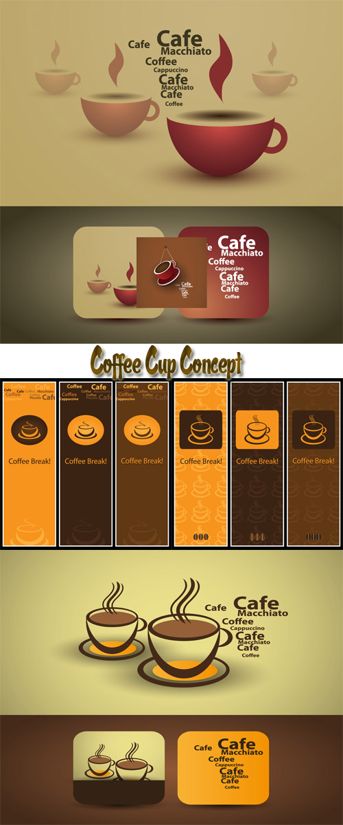 Stock: Coffee Cup Concept