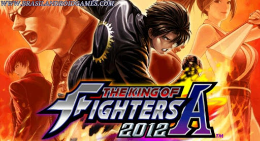 THE KING OF FIGHTERS-A 2012 Imagem do Jogo