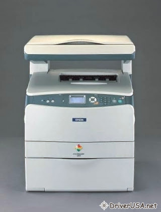download Epson AcuLaser CX11N printer's driver
