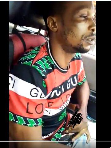 Taxi driver masturbates and ejaculates while carrying some women in his car (18+ video)