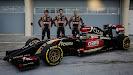 Lotus E22 Official Reveal Charles Pic, Romain Grosjean & Pastor Maldonado