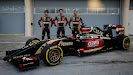 Lotus E22 Official Reveal Charles Pic, Romain Grosjean & Pastor Maldonado