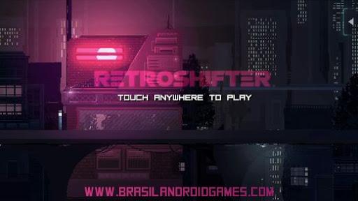 Download RETROSHIFTER v1.5 APK Full - Jogos Android