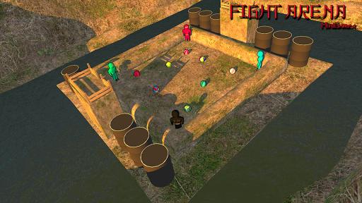 Fight Arena MiniGames Free