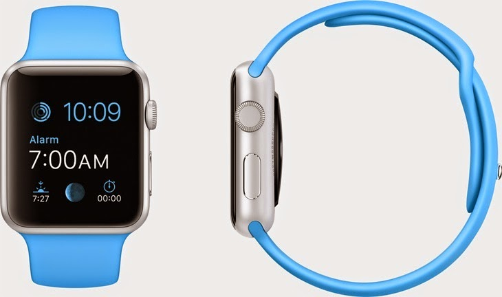 Apple Watch Sport_blue