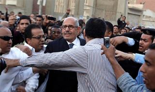 Arab Spring Discussion ElBaradeiAttacked