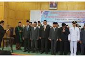 Pejabat Eselon II, III dan IV/V yang Baru Dilantik Wali Kota Langsa