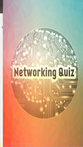 IT networking quiz