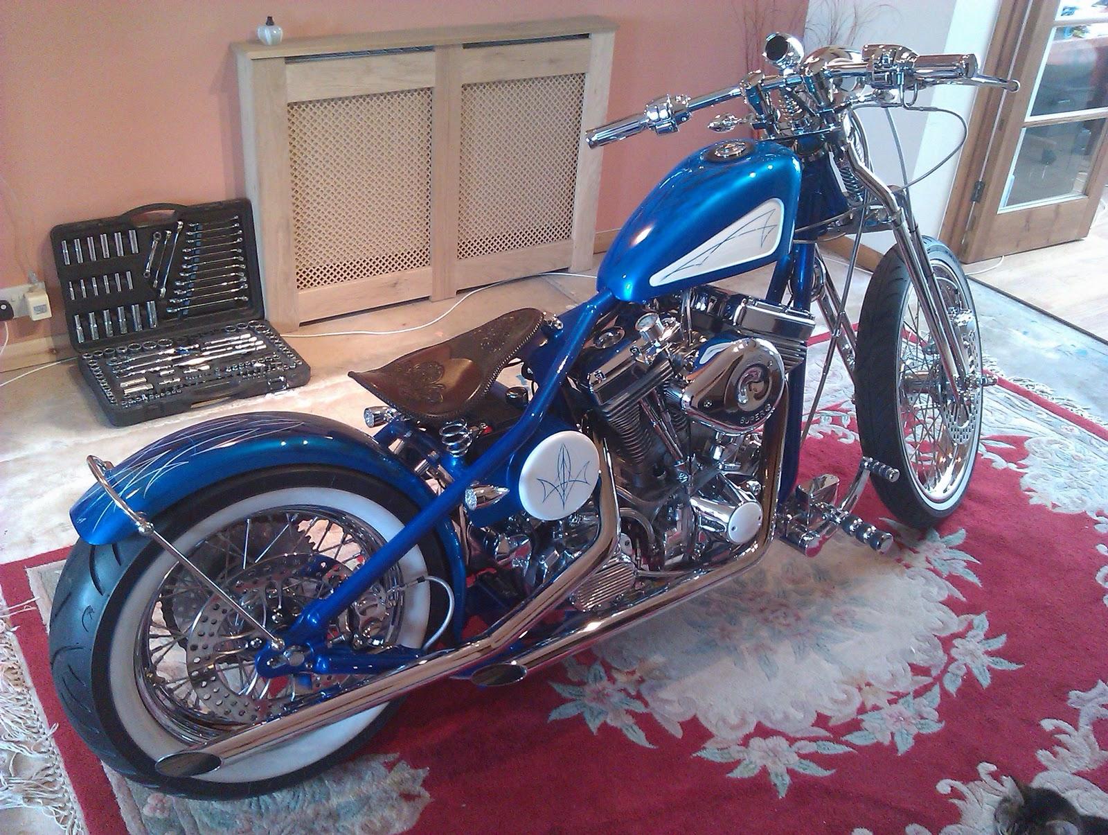 Loboy Bobber Blog Complete Motorcycle Bike Kit