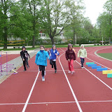 Trainingsfreizeit Marburg 2012
