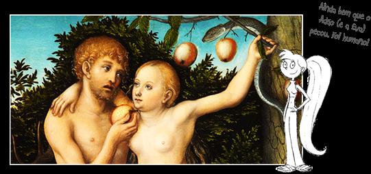 Adão e a Eva