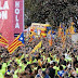 Goodbye Spain': Huge rally for Catalan independence before vote