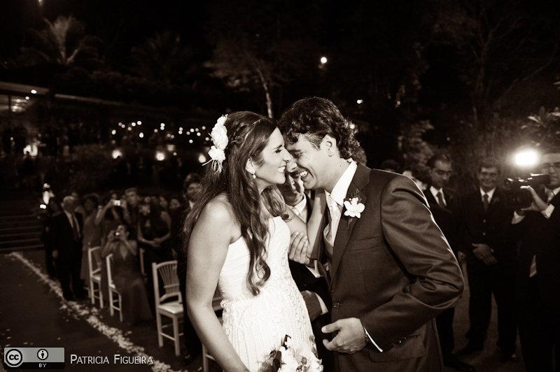 Foto de casamento 1029pb de Beatriz e Leonardo. Marcações: 23/04/2011, Casamento Beatriz e Leonardo, Rio de Janeiro.