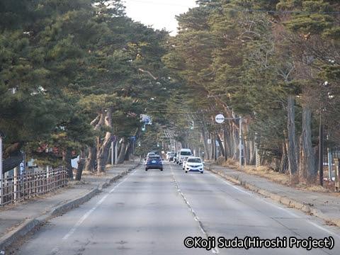 北都交通「高速はこだて号」 3831 赤松街道