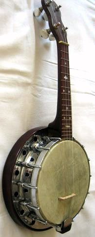 Harold Fallows Banjo Ukulele