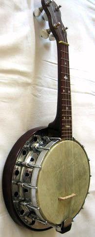 Harold Fallows Banjo Ukulele