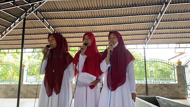 Resmi Dibuka, Program Spesial Ramadhan Bazla Institut Dimeriahi Oleh MC 3 Bahasa