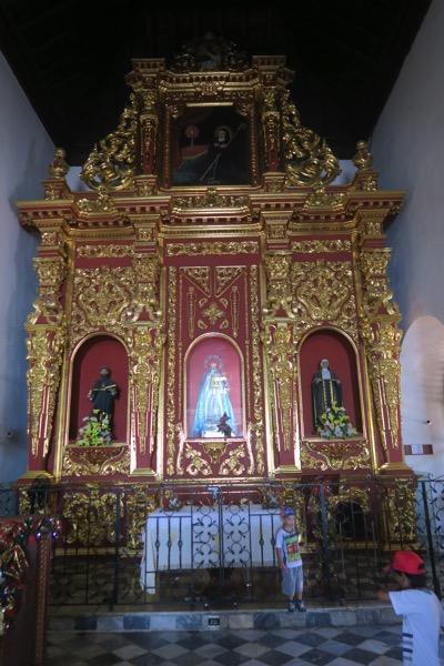 Monestary Altar