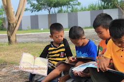 Waktu dengan membaca