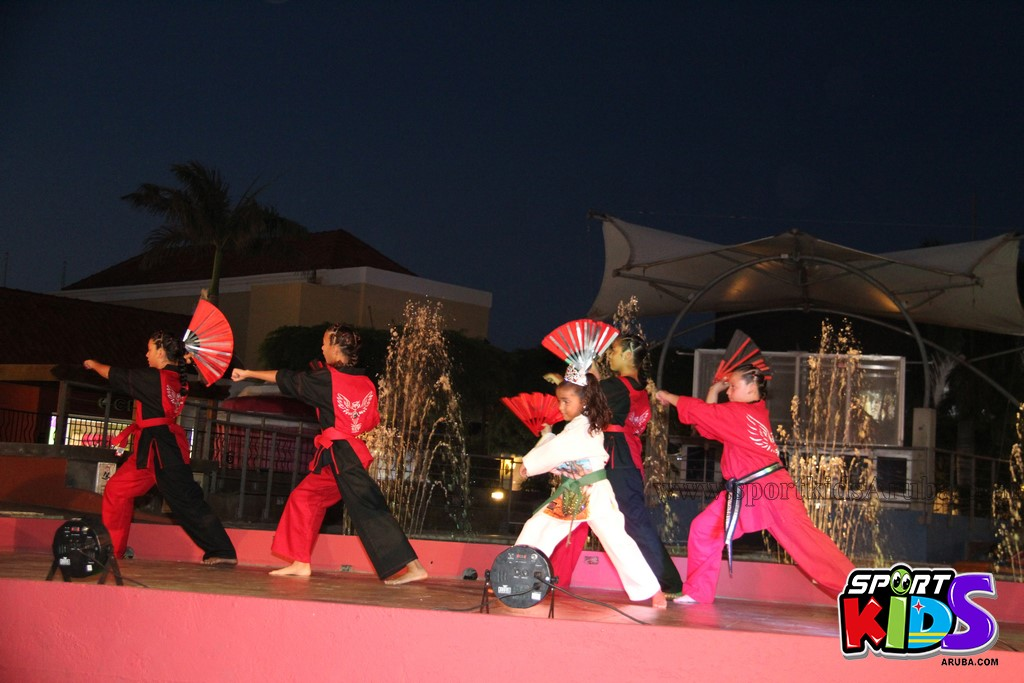 show di nos Reina Infantil di Aruba su carnaval Jaidyleen Tromp den Tang Soo Do - IMG_8719.JPG