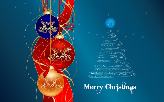 besplatne Božićne pozadine za desktop 1920x1200 free download čestitke blagdani kuglice za bor Božićno drvce Merry Christmas
