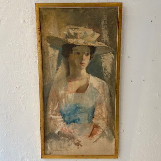 Alice Ramsey Portrait