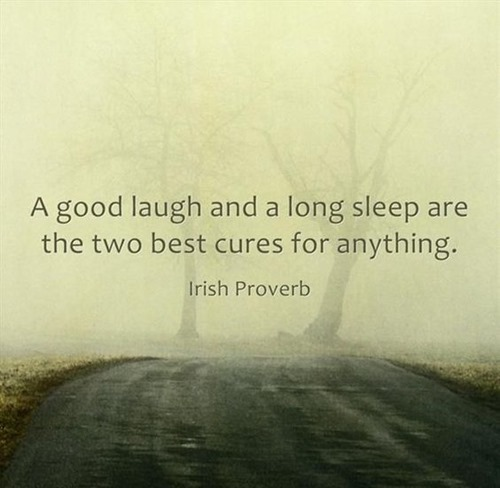 laugh and sleep irish - Copy