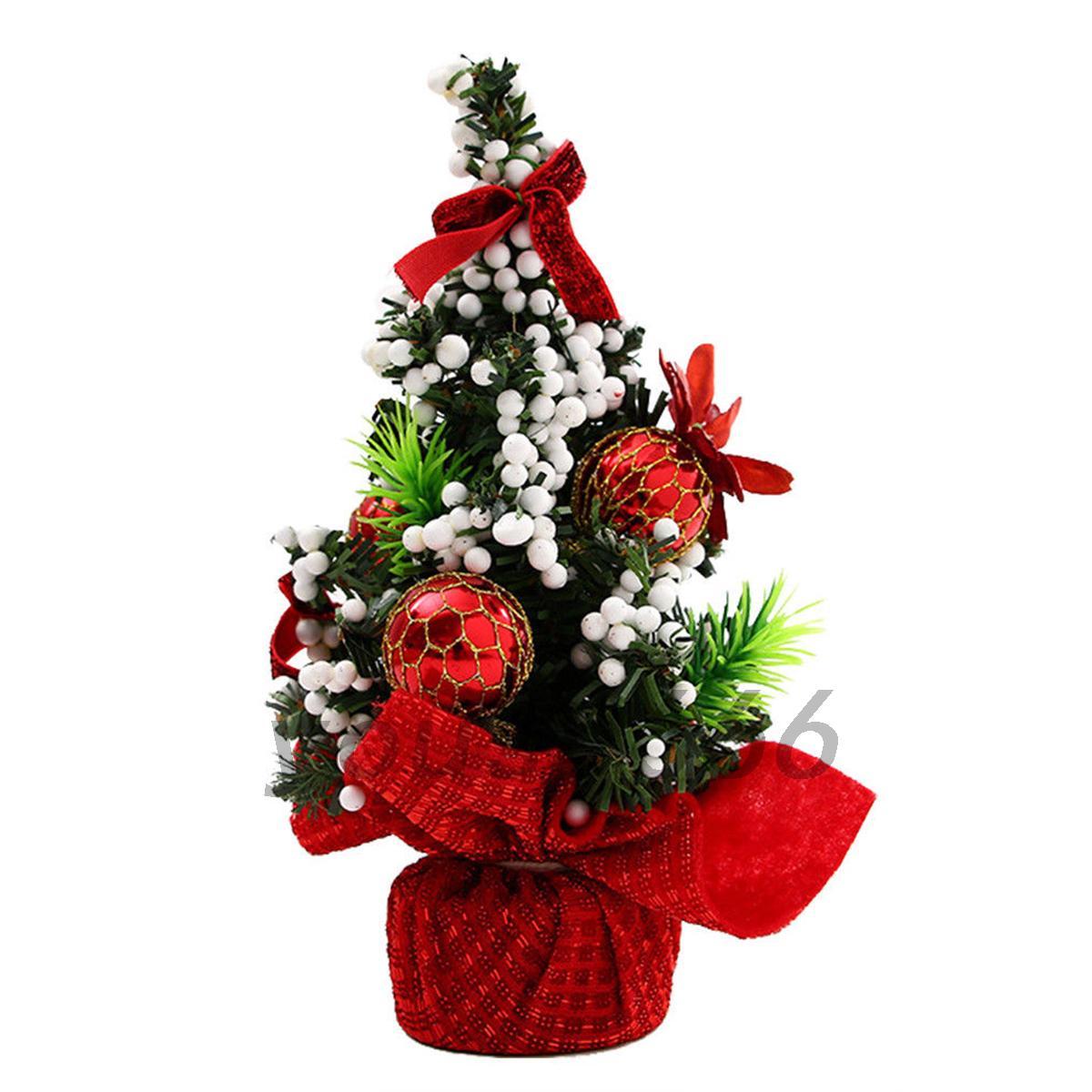 Desk-Table-Top-Mini-Christmas-Xmas-Christmas-Tree-Small-Party-Ornaments-Decor