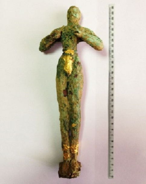 Heritage: Four arrested trying to sell priceless Minoan statuette