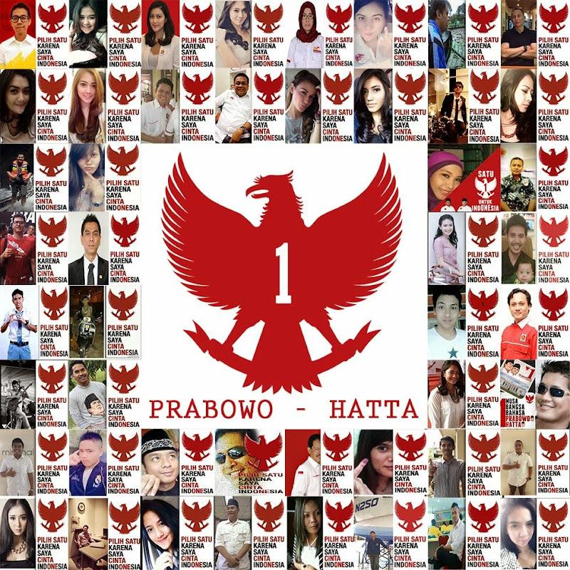 1 Indonesia, Prabowo/Hatta
