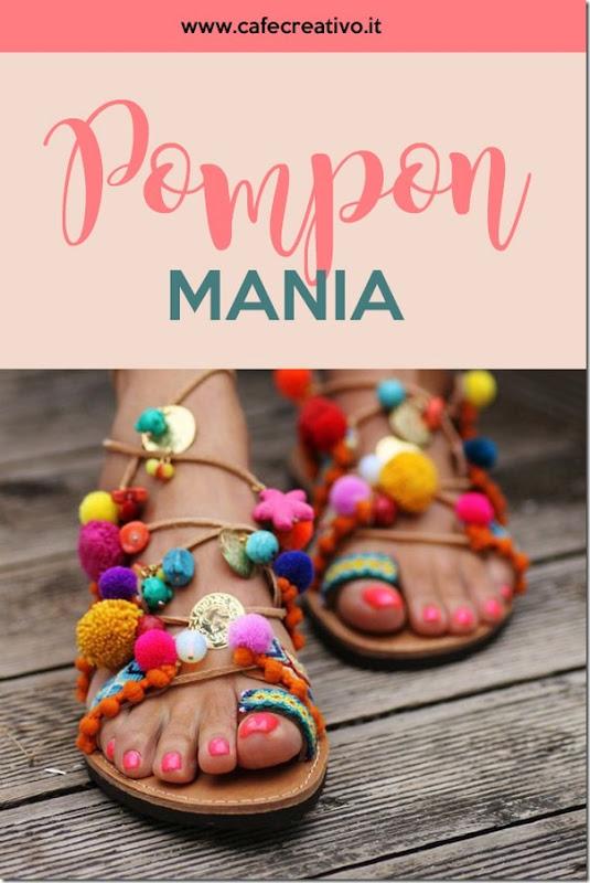 Pompon mania - come usarli e realizzarli
