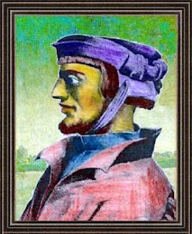 Henry Cornelius Agrippa Portrait
