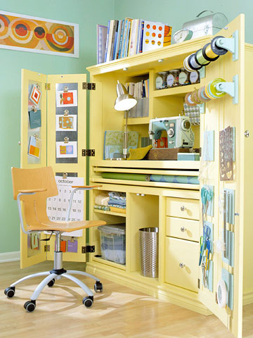 Attractive Make A Craft Armoire