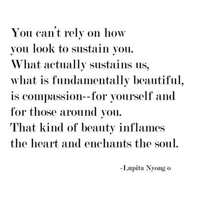 compassion -- lupita nyong o