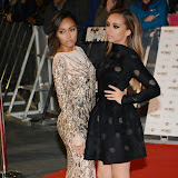 WWW.ENTSIMAGES.COM -    Leigh-Anne Pinnock and Jade Thirwall   arriving at   MOBO Awards 2014 at SSE Arena Wembley October 22nd 2014Annual awards show recognising the best in urban music which is supported by HTC Photo Mobis Photos/OIC 0203 174 1069
