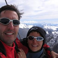 Alpi: WildSpitze(3774m)