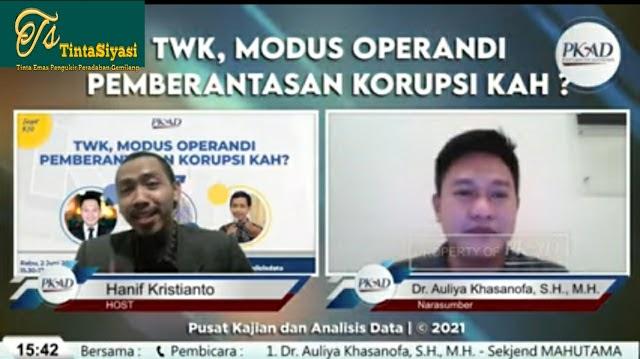 TWK Anggota KPK, Sekjen Mahutama: Upaya Pelemahan dan Mematikan KPK Secara Sengaja