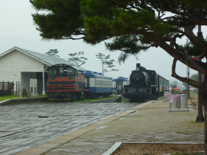 "(Süd Korea) ""Train Village"" in Gokseong 110703-Tour%252520017"